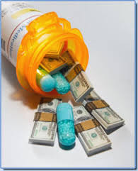 MEDICARE PART D PILLS BOTTLE