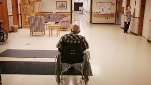 Nursing Home - Unable to Hold on to Conversation - Getty Image