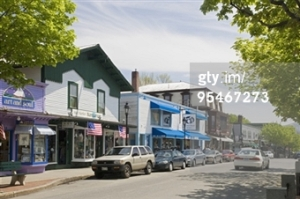 Any Small town USA Getty Image