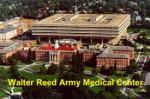 Walter Reed Army Medical Center Before Moving To Bethesda, MD.