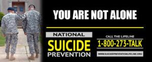 BLOG - SUICIDE PREVENTION MILITARY